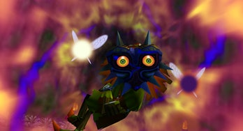 the legend of zelda majora's mask skull kid