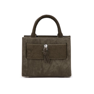 Kuei Bag Green Ponyhair