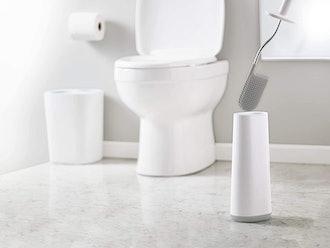 Joseph Joseph Flex Toilet Brush with Slim Holder