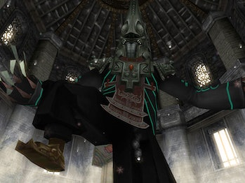 the legend of zelda twilight princess zant boss fight