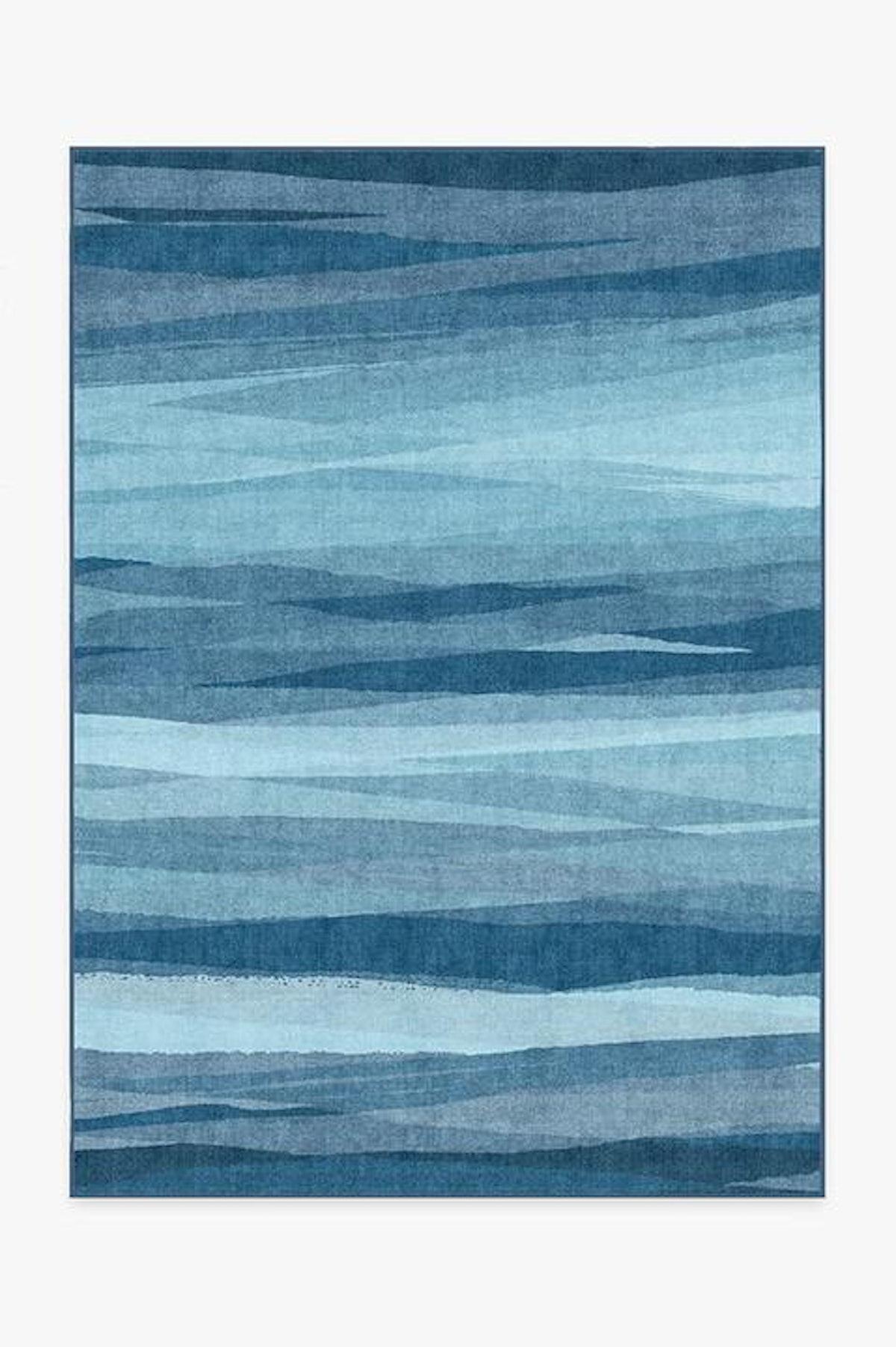 Meridian Blue Rug