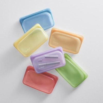 Reusable Silicone Snack Bundle