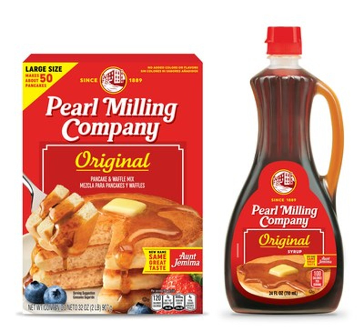 PepsiCo, parent company of Quaker, announced on Feb. 9 that it will rebrand Aunt Jemima to Pearl Milling Company in June 2021.