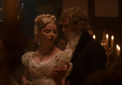 Emma and Mr. Knightley in 'Emma.' Photo via Focus Features