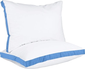 Utopia Bedding Gusseted Pillows (2-Pack)