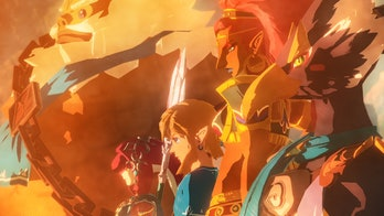 hyrule warriors age of calamity champions link