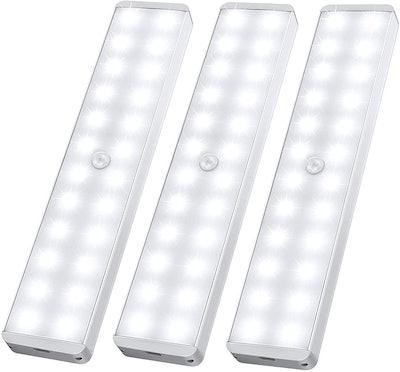 Lightbiz LED Closet Lights (3 Pack)