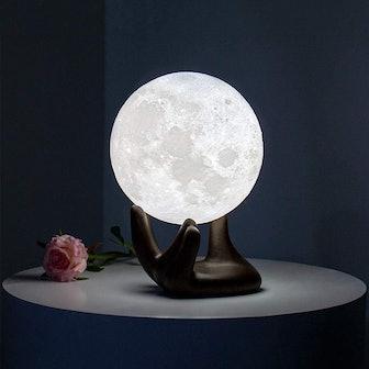 BRIGHTWORLD Moon Lamp