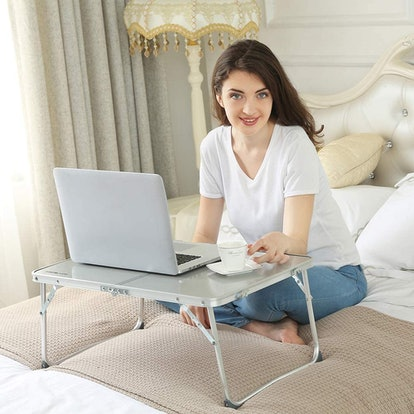 SUPERJARE Foldable Lap Desk
