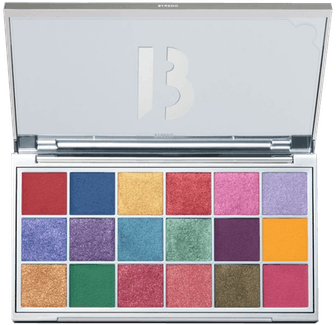Prismic Eyeshadow Palette 18 Colours