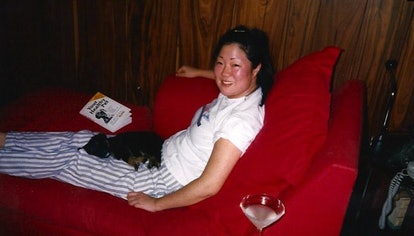 Margaret Cho at 28.