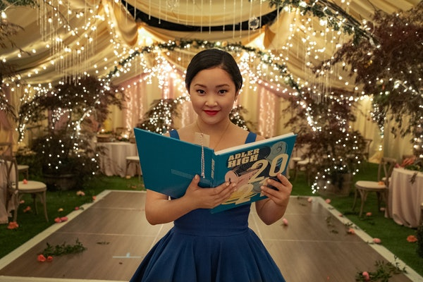 Lana Condor as Lara Jean Covey in To All the Boys: Always and Forever.