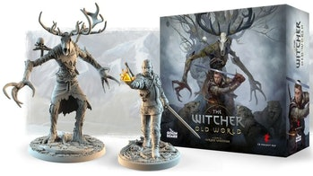 CD Projekt Red is partnering with Go On Board to create a board game based on 'The Witcher' franchise.