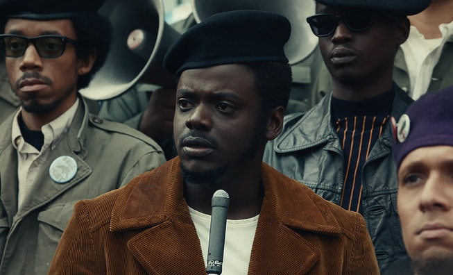 Daniel Kaluuya stars as Fred Hampton in 'Judas And The Black Messiah,' in theaters and on HBO Max.