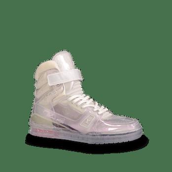 LV Trainer Sneaker Boot