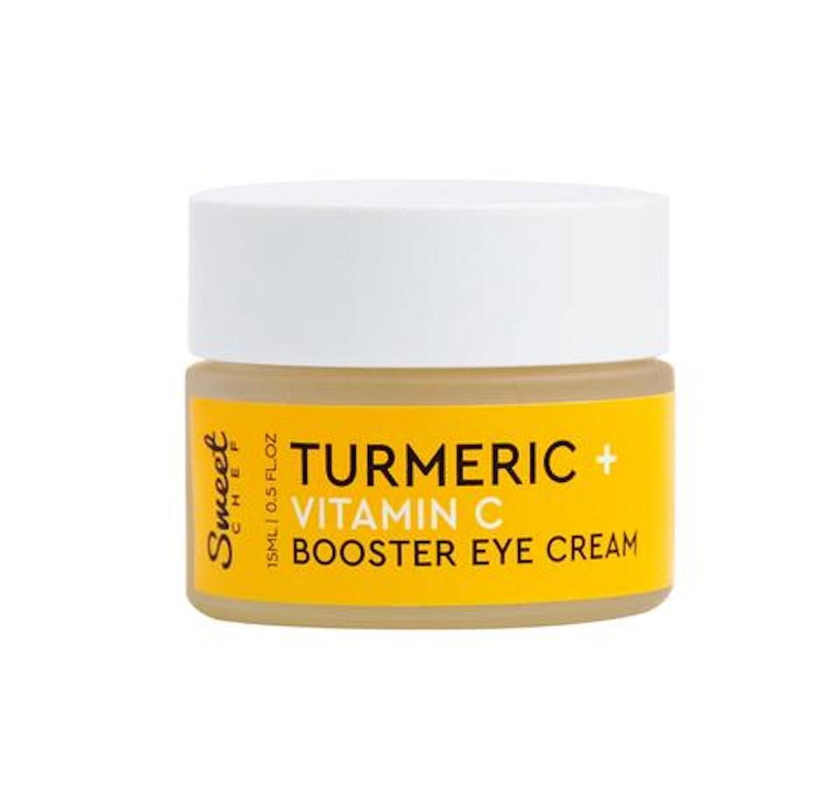 Sweet Chef Tumeric + Vitamin C Booster Eye Cream