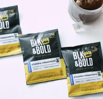 Steeped Coffee: Limu, Ethiopia - Single Origin, Light Roast, 15-Pack