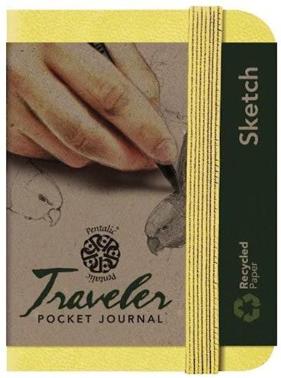 Pentalic Pocket Sketchbook