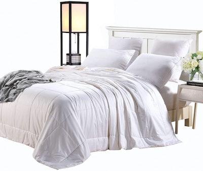 SHARE SILK Breathable Silk Comforter