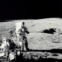 Video reveals Apollo 14 astronauts' crucial mistake on the Moon