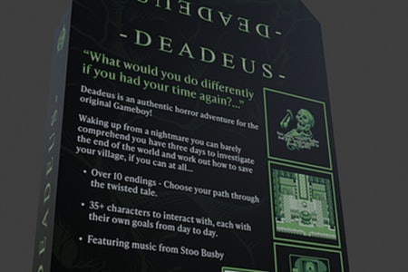 Deadeus cartridge box image