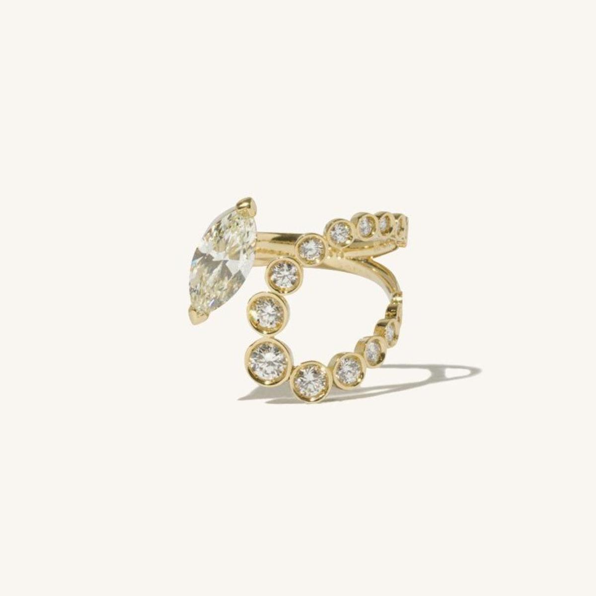 Self Love Diamond Ring