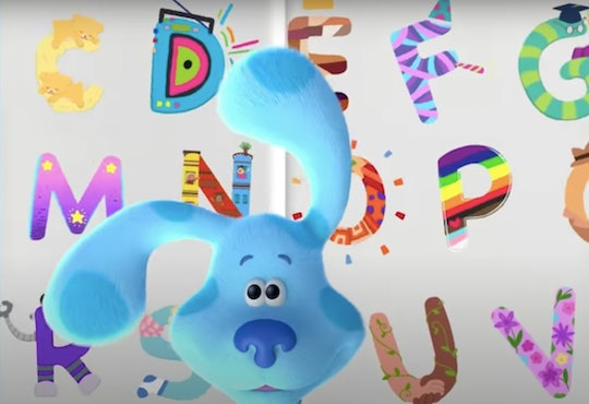 'Blue's Clues' has a new version of the ABC song that's LGBTQ+ positive.