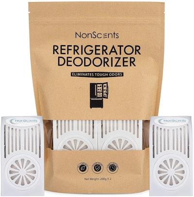 NonScents Refrigerator Deodorizers (2-Pack)