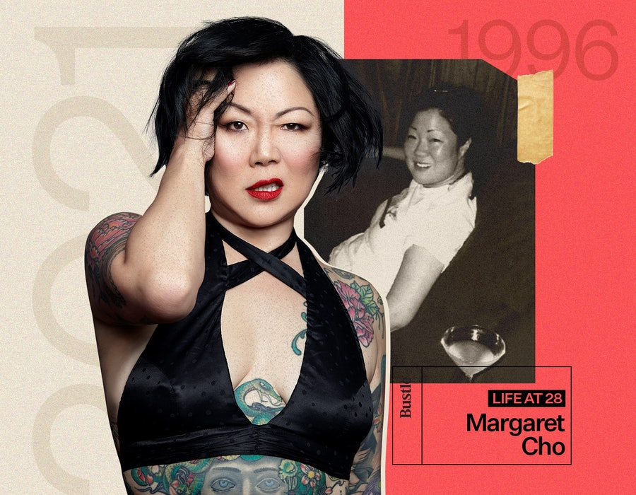 Comedian and actor Margaret Cho