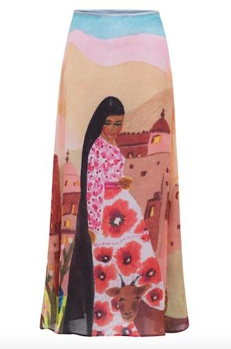 Lady of Imlil Skirt