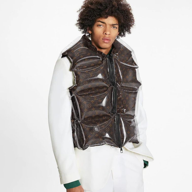 Louis Vuitton Monogram Gilet