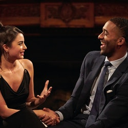 """'Bachelor' contestant Rachael Kirkconnell apologized for her past """"offensive and racist"""" actions in ..."""