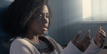 Teyonah Parris as Monica Rambeau in WandaVision Episode 4