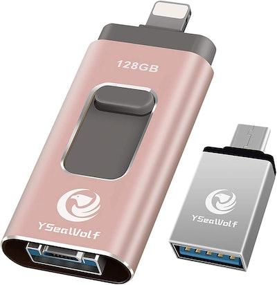 YSeaWolf Cell Phone Flash Drive