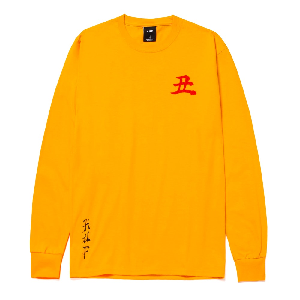 Yoto Zen Ox Long-Sleeve T-Shirt