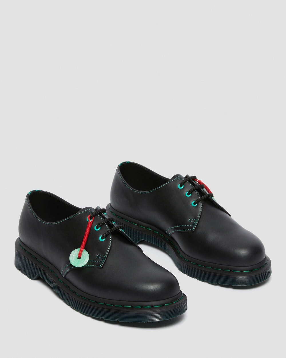 1461 Chinese New Year Leather Oxford Shoes