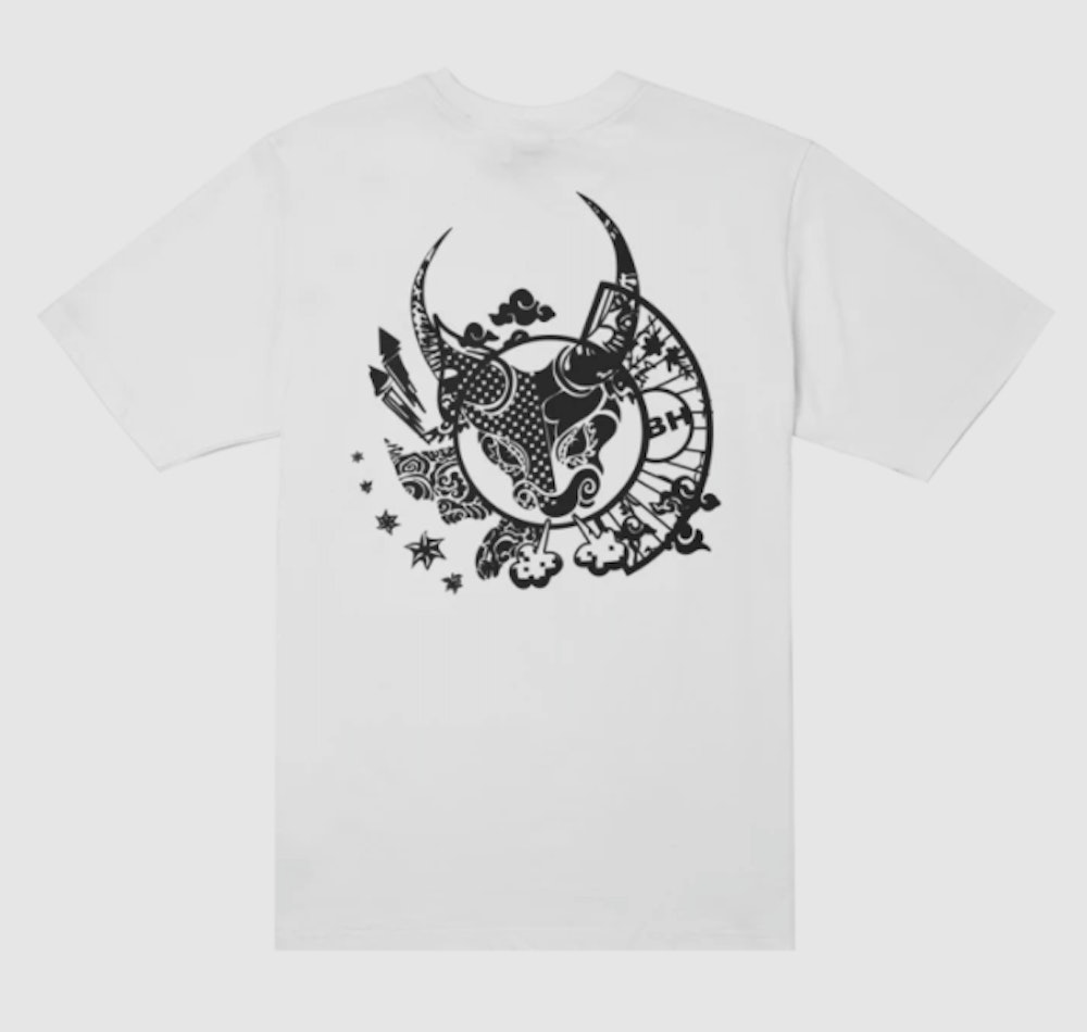 BH Lunar New Year Graphic SS T-Shirt