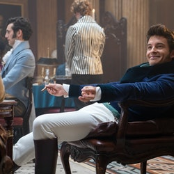 Jonathan Bailey teased that Season 2 of 'Bridgerton' will feature easter eggs related to the novels.