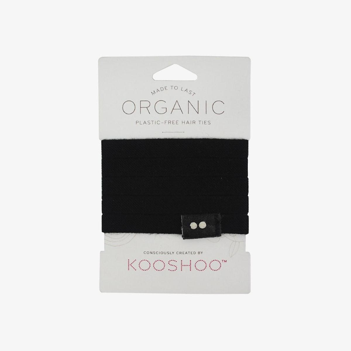 Organic Plastic-Free Hair Ties