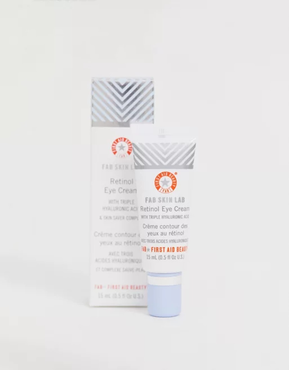 First Aid Beauty Skin Lab Retinol Eye Cream with Hyaluronic Acid