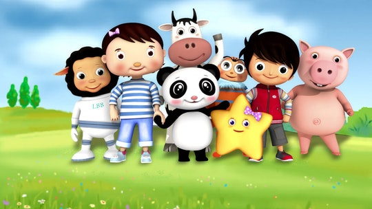 Your toddler's obsession with 'Little Baby Bum' is pretty simple.