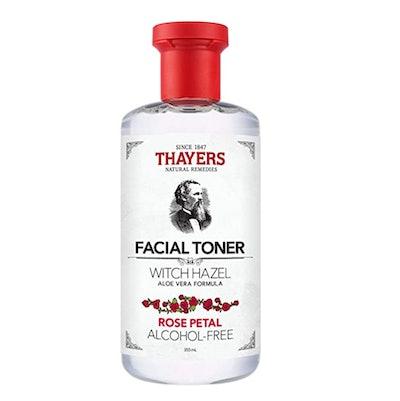 THAYERS Alcohol-Free Witch Hazel Facial Toner with Aloe Vera Formula