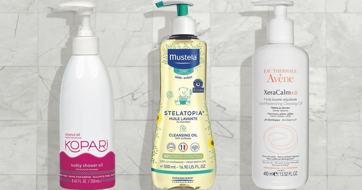 Bye Bye, Body Wash: These Shower Oils Will Kick Dry Skin To the Curb For Good