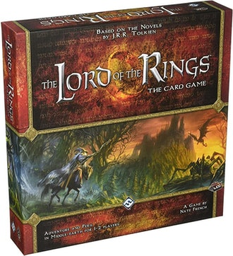Lord of the Ring: The Gard Game