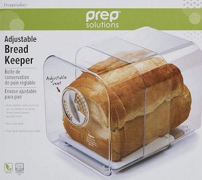 Progressive Prep Solutions Expandable Breadbox