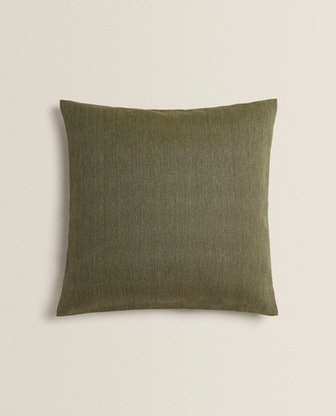 Cotton Throw Pillow 5