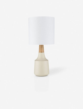 Marcella Mini Table Lamp Cream
