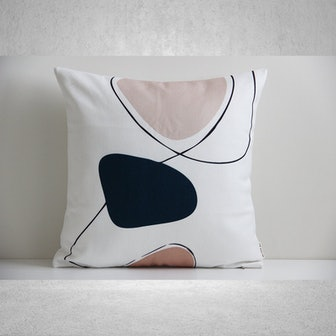 Geometric Art Decorative Throw Pillow covers