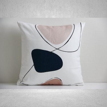Geometric Art Decorative Throw Pillow covers