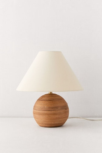 Angelo Rattan Table Lamp